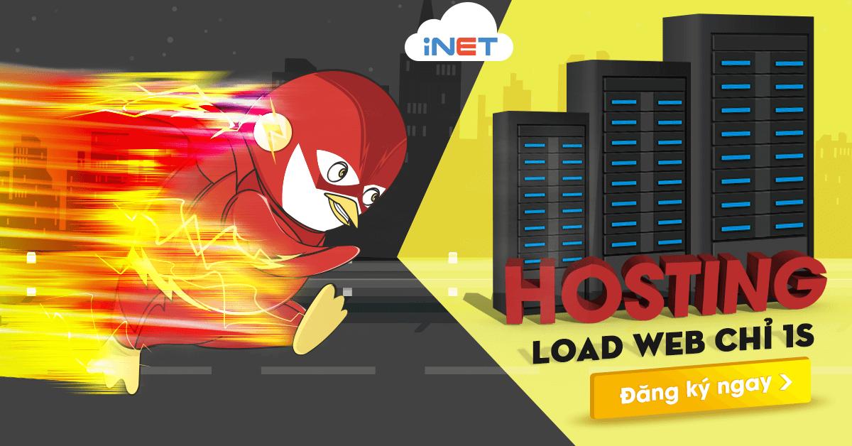 Dịch vụ Web hosting